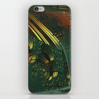 Cannon Battery (Painterly) iPhone & iPod Skin
