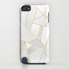White Stone iPod touch Slim Case