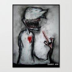 Oddity Canvas Print
