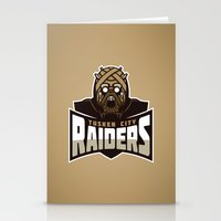 Tusken City Raiders - Ta… Stationery Cards