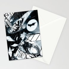 Glass is Broken Stationery Cards