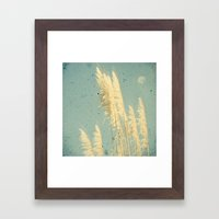 Breeze Framed Art Print