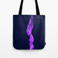 Intention of  silence Tote Bag