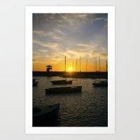 St. Kilda Art Print