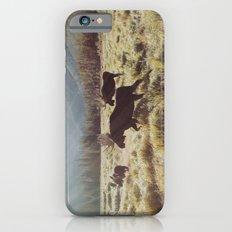 Three Meadow Moose iPhone 6 Slim Case