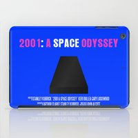 2001: A Space Odyssey Movie Poster iPad Case