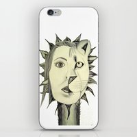 Sun Warrior iPhone & iPod Skin