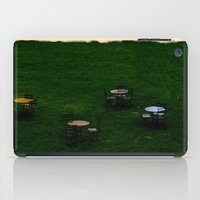Everywhere and Nowhere iPad Case