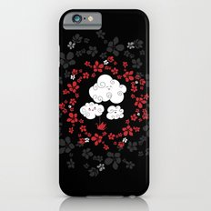 Cute clouds Slim Case iPhone 6s