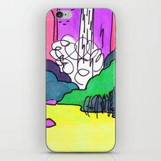 Waterfall #2 iPhone & iPod Skin