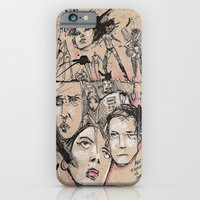 iPhone & iPod Case featuring Hater Or Lover by Darren Le Gallo