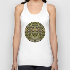 A Tangle of Vines Unisex Tank Top