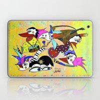 Wide Awaken Laptop & iPad Skin