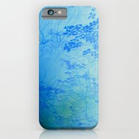 iPhone & iPod Case featuring Fire Forest by Circle Origin