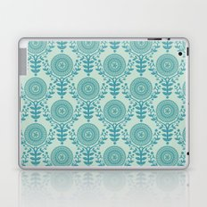 Paper Doily (BLUE) Laptop & iPad Skin