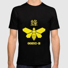 Heisenberg - Breaking Bad 892B Golden Moth Mens Fitted Tee SMALL Black