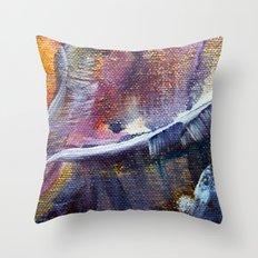 Stormy Sea 2 Throw Pillow