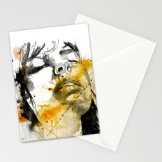splash portraits Stationery Cards