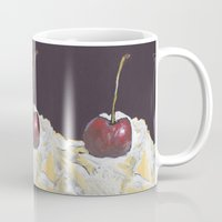 With A Cherry On Top? Mug