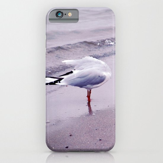 ..go inside :-) iPhone & iPod Case