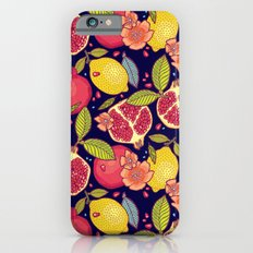 Mysterious tropical garden. Slim Case iPhone 6s