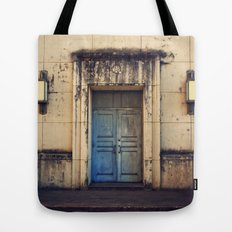 Doors are made to be Open! Tote Bag