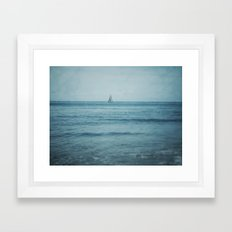 Sails  Framed Art Print