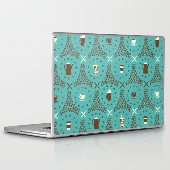 Coffee Hour Laptop & iPad Skin