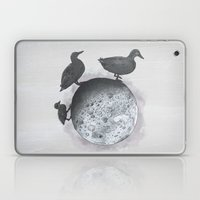 the duck side of the moon Laptop & iPad Skin
