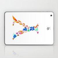 Monograms - Y Laptop & iPad Skin