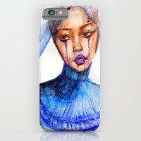 Lady Crying iPhone 6 Slim Case