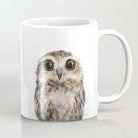 Little Owl Mug