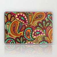 Basic Paisley  Laptop & iPad Skin