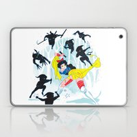 Tales of a Snow Geisha Laptop & iPad Skin