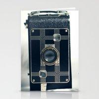 Antique Cameras Stationery Cards