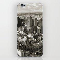 Melbourne City iPhone & iPod Skin