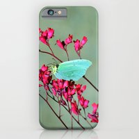 butterfly iPhone & iPod Cases featuring butterfly by  Agostino Lo Coco