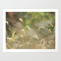 Nature Is My Greatest In… Art Print