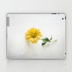 Yellow Flower StillLife Laptop & iPad Skin