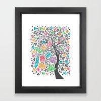 The Fruit Of The Spirit … Framed Art Print