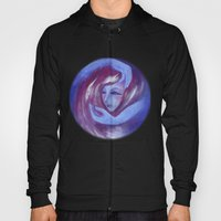 Support From Universe Hoody