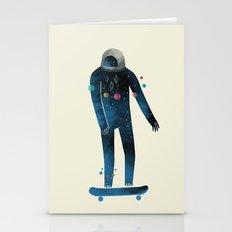 Skate/Space Stationery Cards