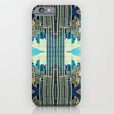 NYC in patterns iPhone 6 Slim Case