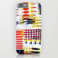 Overlapping Colors iPhone 6 Slim Case