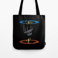 Paradox Tote Bag