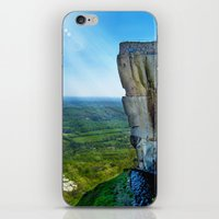 Lover's Leap iPhone & iPod Skin