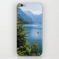 Germany, Malerblick, Koe… iPhone & iPod Skin