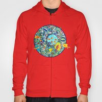 Fish Party Hoody