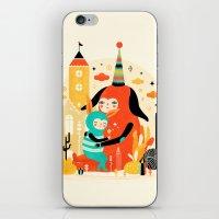 Woombi & Loondy iPhone & iPod Skin