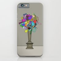 Fleur de Mechanique iPhone 6 Slim Case